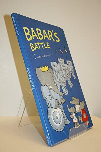 9780416186963: Babar's Battle