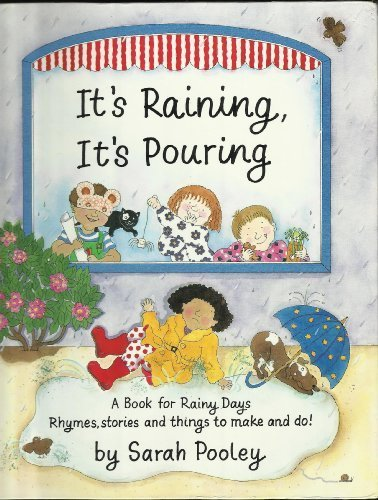 9780416187113: It's Raining, It's Pouring: A Book for Rainy Days
