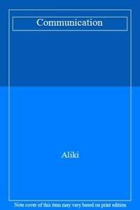 9780416188035: Communication