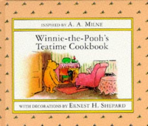 9780416193220: Winnie the Pooh's Teatime Cookbook
