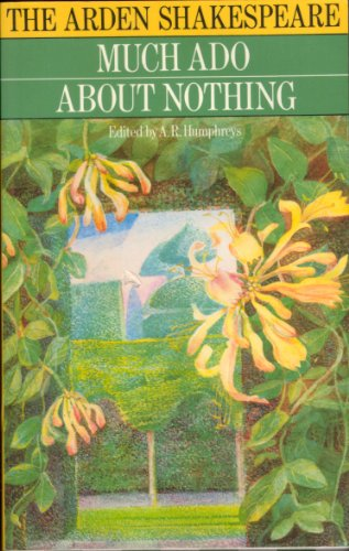 9780416194302: Much Ado About Nothing (Arden Shakespeare)