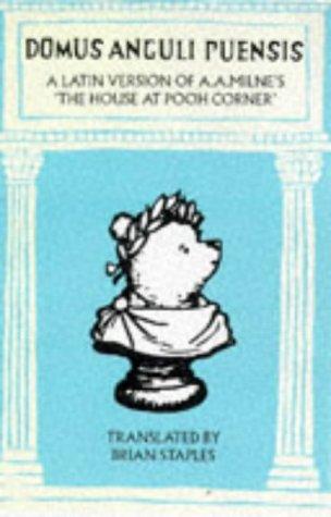 9780416194906: Domus Anguli Puensis (Wisdom of Pooh) (The House at Pooh Corner in Latin)
