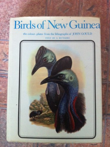 9780416195507: Birds of New Guinea