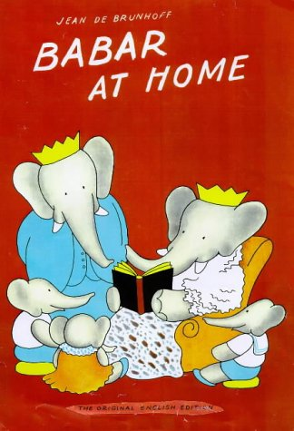 9780416195620: Babar at Home (Babar the Elephant)