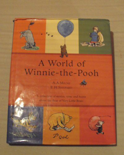a World of Winnie the Pooh (0416196209) by A.A Milne; E.H Shepard