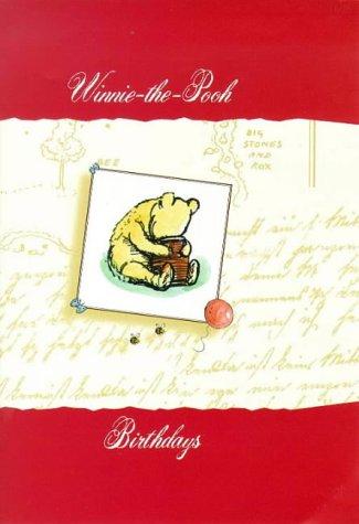 9780416196382: Winnie the Pooh Birthday Book (Winnie the Pooh)