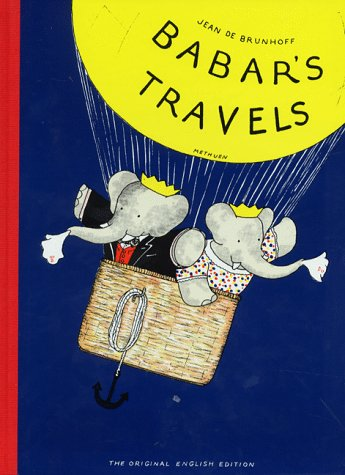 9780416197259: Babar's Travels