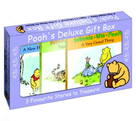 9780416197303: Winnie the Pooh: Deluxe Gift Box