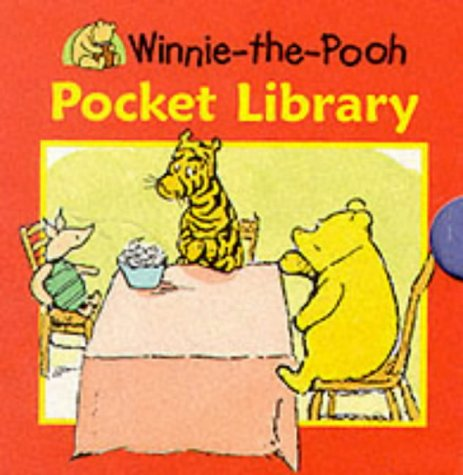9780416198737: Winnie-the-Pooh Pocket Library (Hunnypot Library)