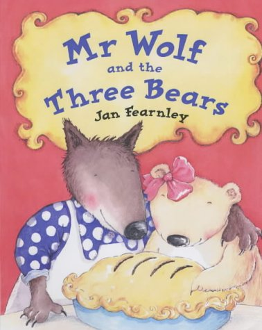 9780416199284: Mr.Wolf and the Three Bears