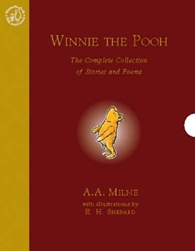 9780416199611: Winnie-the-Pooh - The Complete Collection of Stories and Poe