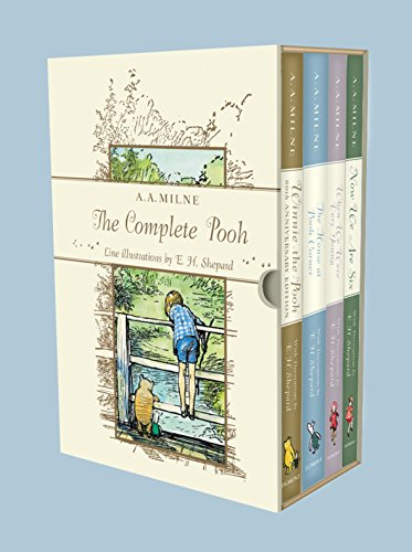 Winnie-the-Pooh: The Complete Collection of Stories and: Milne, A. A.