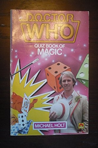 9780416204407: Doctor Who Quiz Book of Magic