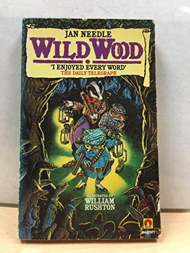 9780416215205: Wild Wood Pb
