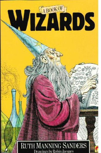 9780416218909: A Book of Wizards