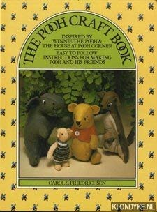 The Pooh Craft Book. Inspired by Winnie: Carol S. Friedrichsen