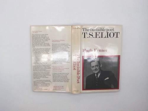 9780416236606: Invisible Poet: T.S. Eliot