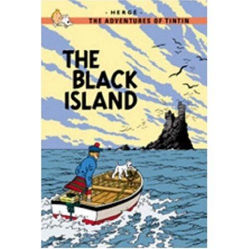 9780416240405: Black Island (The Adventures of Tintin)