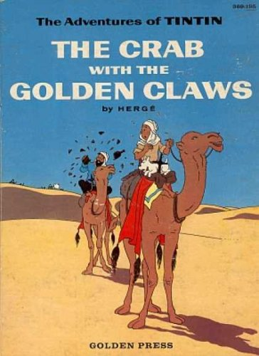 9780416240504: Crab with the Golden Claws (The Adventures of Tintin)