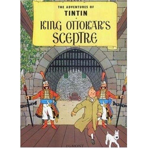 9780416240603: King Ottokars Sceptre (Adventures of Tintin)