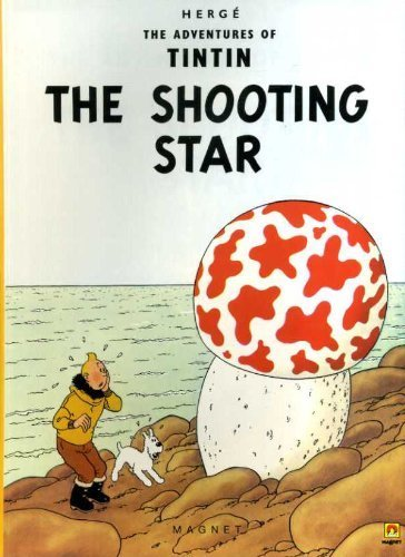 9780416240801: The Shooting Star (The Adventures of Tintin)