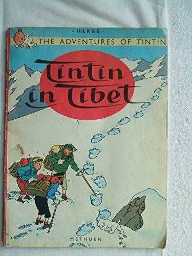 9780416240900: Tintin au Tibet