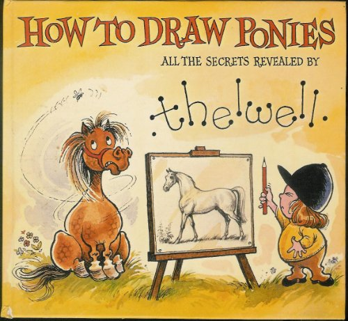 9780416245301: How to Draw Ponies