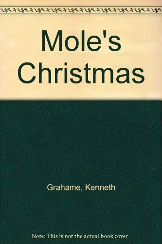9780416254303: Mole's Christmas