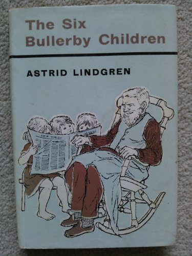 9780416261806: Six Bullerby Children