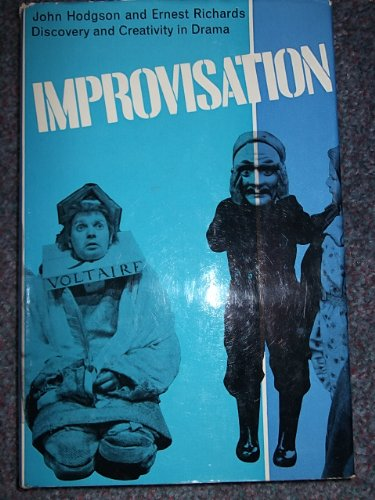9780416288704: IMPROVISATION: Discovery and Creativity in Drama