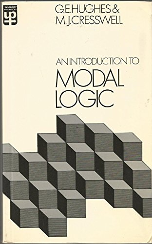 9780416294606: Introduction to Modal Logic