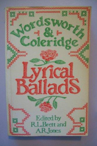 9780416297201: Lyrical Ballads (University Paperbacks)