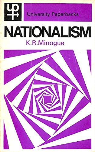 9780416297904: Nationalism (University Paperbacks)
