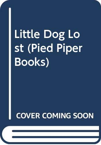 9780416300406: Little Dog Lost