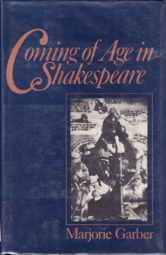 9780416303506: Coming of Age in Shakespeare