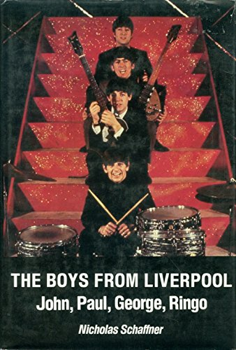 The Boys from Liverpool: John, Paul, George, Ringo