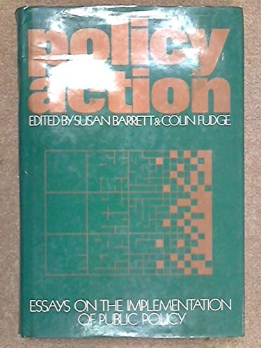 9780416306705: Policy and Action