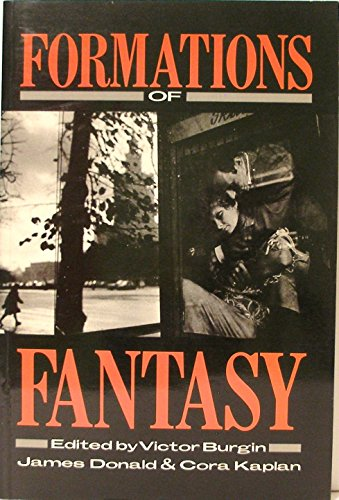 9780416312201: Formations of Fantasy