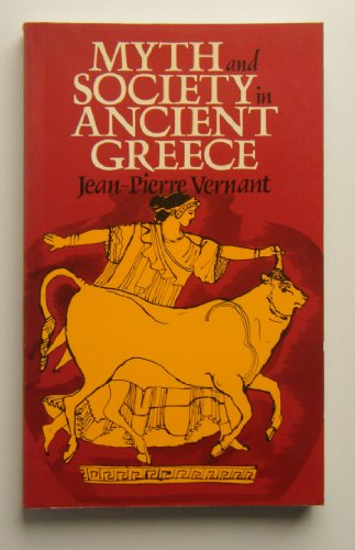 9780416338300: Myth and Society in Ancient Greece