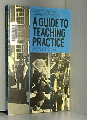 9780416341003: Guide to Teaching Practice