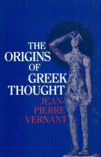 9780416343106: Origins Greek Thought