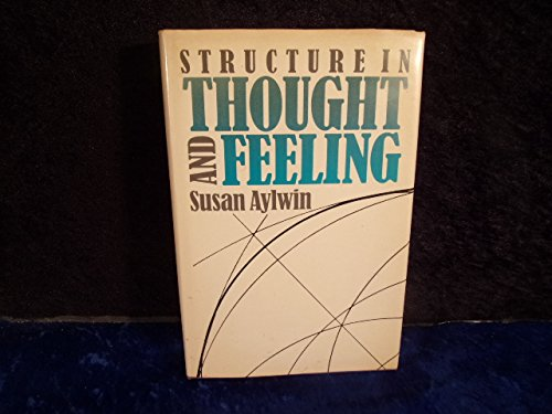 9780416359909: Structure in Thought and Feeling