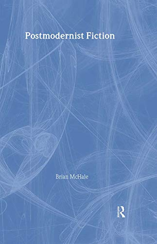9780416363906: Postmodernist Fiction
