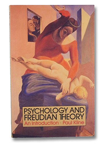 9780416366600: Psychology and Freudian Theory: Introduction