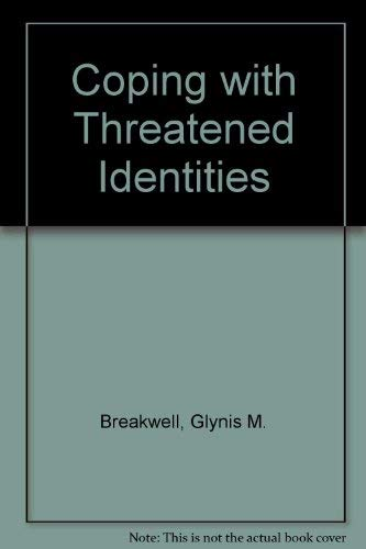 9780416371208: Coping With Threatened Identities