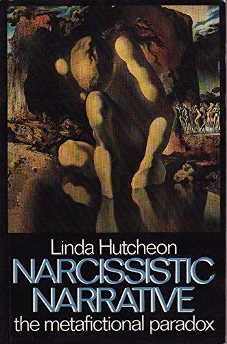 9780416371406: Narcissistic Narrative: The Metafictional Paradox (University paperback)
