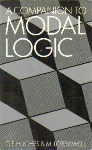 9780416375008: A companion to modal logic