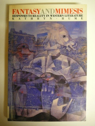 9780416380200: Fantasy and Mimesis: Responses to Reality in Western Literature