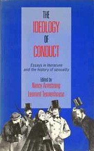 9780416386004: The Ideology of Conduct: Essays on Literature and the History of Sexuality (Essays in Literature and Society)
