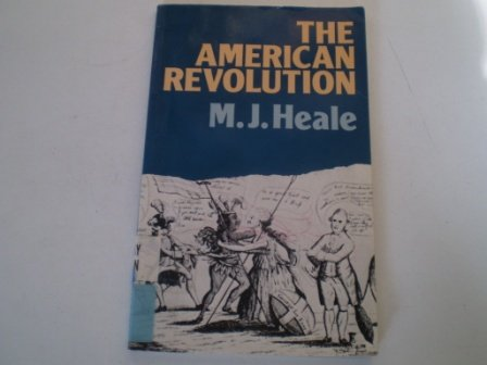 9780416389104: The American Revolution (Lancaster Pamphlets)